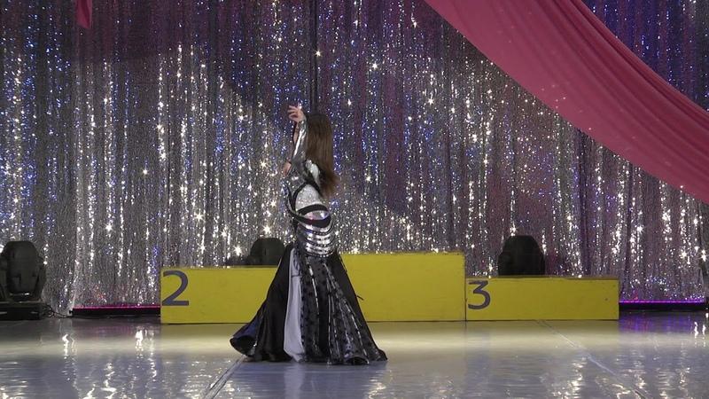 Sofia Eroshkina Oriental classic Mejanse 2020 г