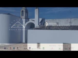 Festival della Valle d'Itria: Il Canto Degli Ulivi - Recital Alex Esposito (Crispiano, 2020)