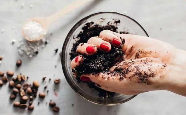 Домашний кофейный скраб для светящейся кожи и здоровых волос