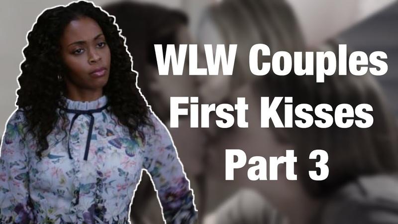 WLW Cütlük Aşiqlərə Düşmən WLW Couples First Kisses PART 3