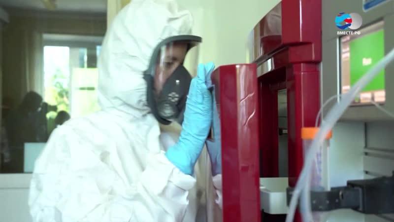 Перавая партия российской вакцины против коронавируса будет выпущена в течение двух недель