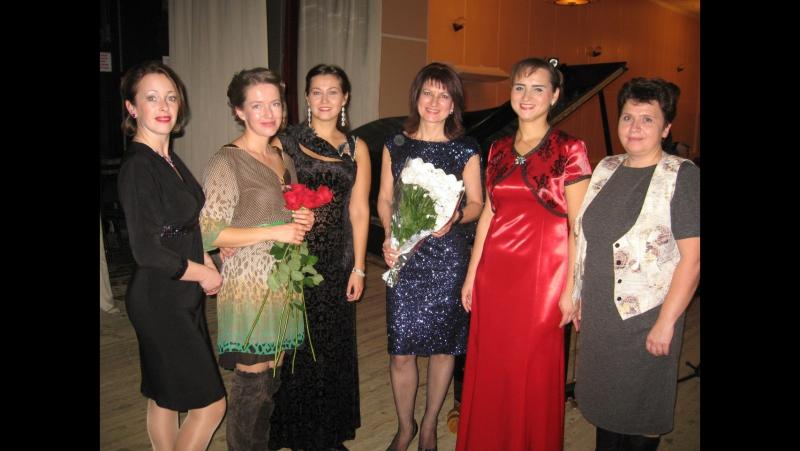 Благотворительный концерт на восстановление Леонтьевского храма, г. Великий Устюг 2013г. 1 часть