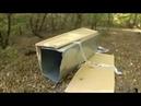 Цинковый гроб в лесу - груз 200 и такое возможно