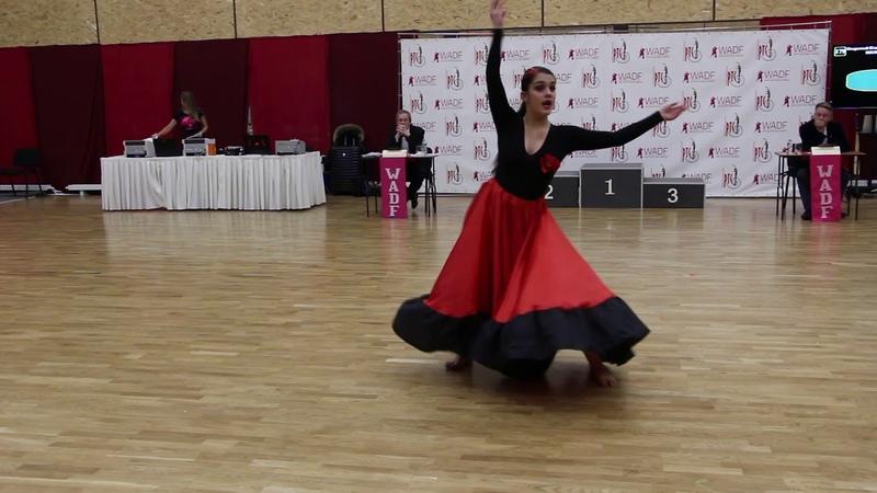 Carmen (Arzumanyan Ariana) Moscow Championship 2020