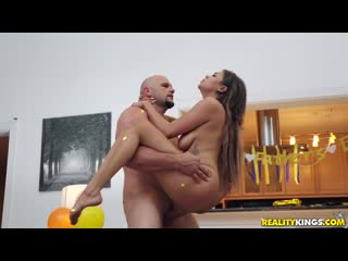Cassidy Banks - Every Dad Has His Day [All Sex, Blowjob, 1080p]