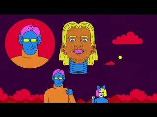LSD - Genius (ft. Sia, Diplo, Labrinth)