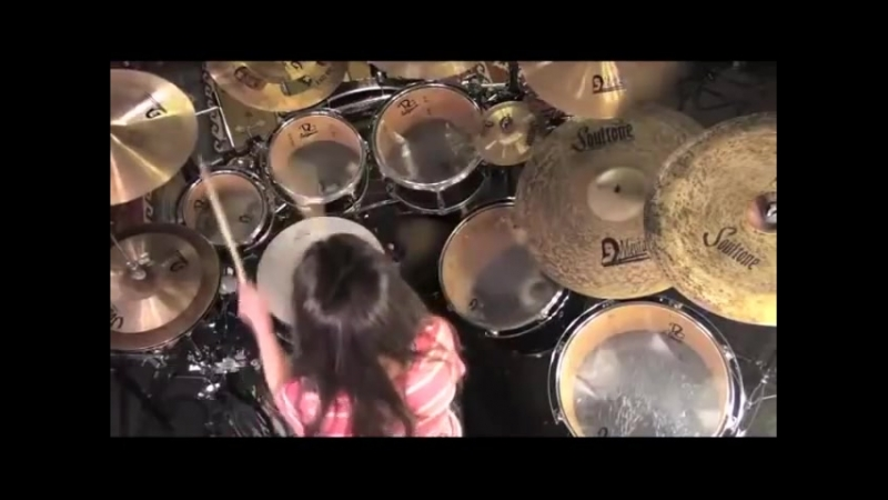 TOP 3 Female drummers in the world in 2013!