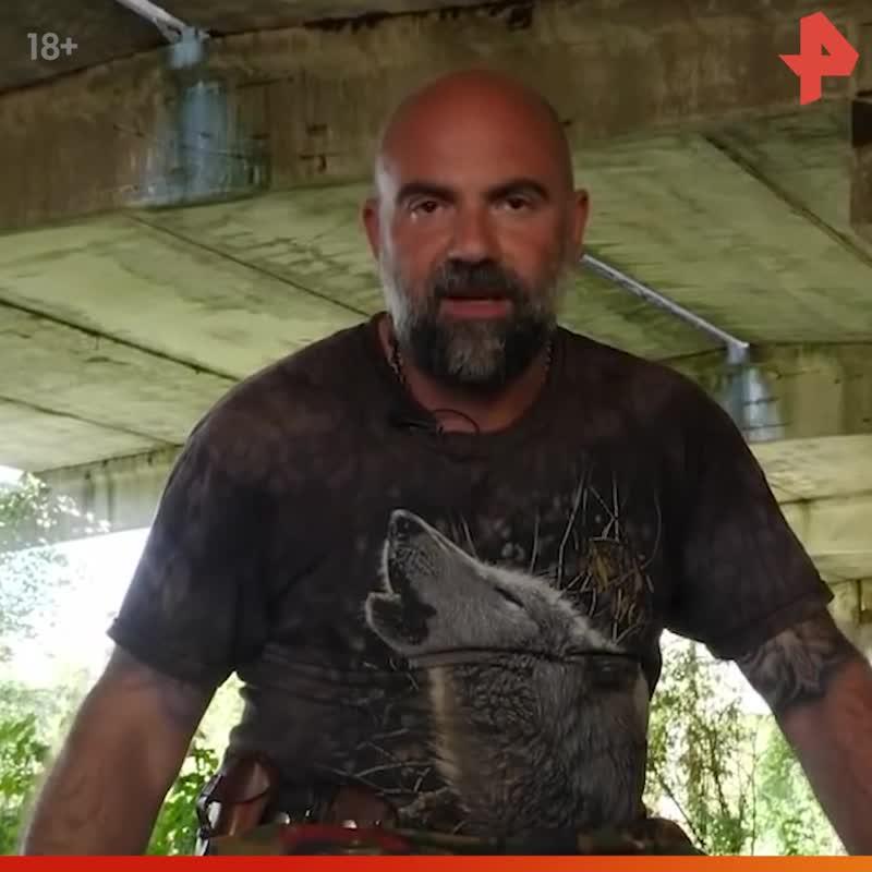 Тимофей Баженов рассказывает, как погрузиться в вулкан / #РЕНТВ