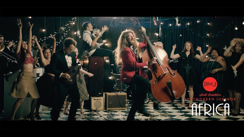 Africa (50s Style Toto Cover) - Postmodern Jukebox ft. Casey Abrams Snuffy Walden