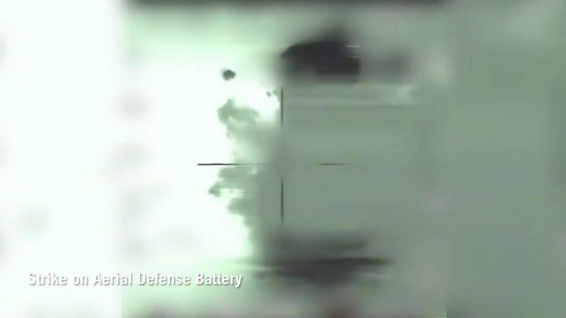 Уничтожение Панцрь-С и Бук ВВС израиля.