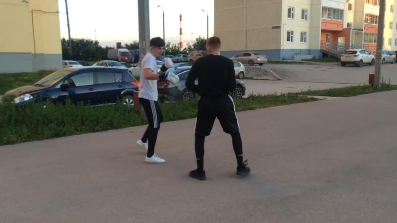 Шиловский Егор В 1 раунд