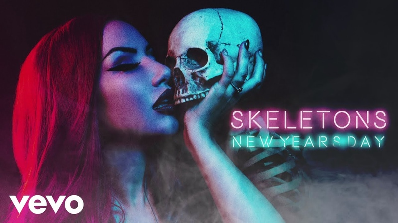 New Years Day Skeletons Audio