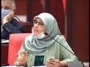HDP Milletvekili Hüda Kayanın Diyanet hakkındaki konuşması