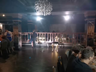 Спектакль Назову себя. Александр Аладышев. Фестиваль CHELoBEK ТЕАТРА 2020