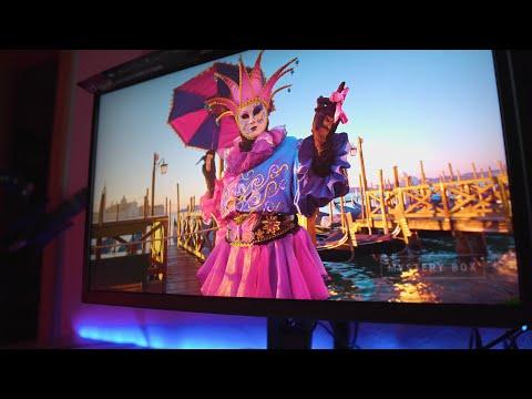 Acer Nitro XV3 Детальный Обзор Ультимативного Монитора IPS 4K 144Hz HDR FreeSync G Sync