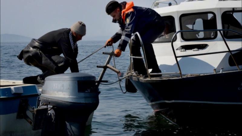 2019 Согласование морской рыбалки у пограничников Западного арктического района в Мурманске