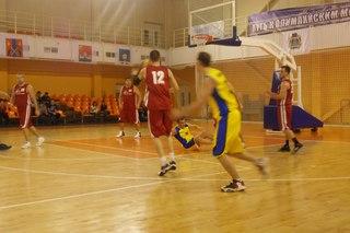 Чемпионат НО среди мужских команд  2013-2014