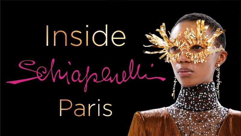 Что Внутри Модного Дома Schiaparelli Paris