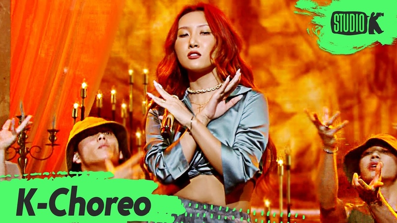 [K-Choreo 8K] 화사 직캠 Maria(마리아) (Hwa Sa Choreography) l @MusicBank 200703