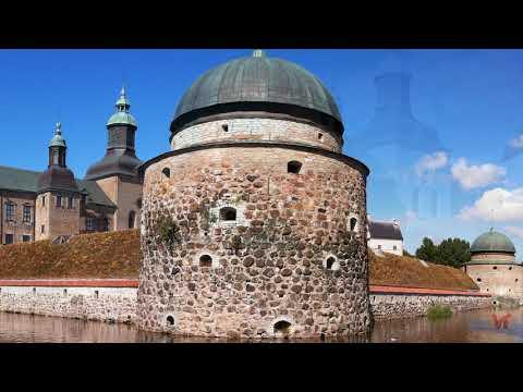 Вадстенский замок-дворец (швед. Vadstena slott), Швеция