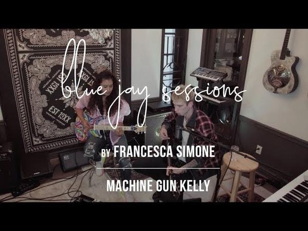 Francesca Simone Machine Gun Kelly - Rehab (Acoustic)