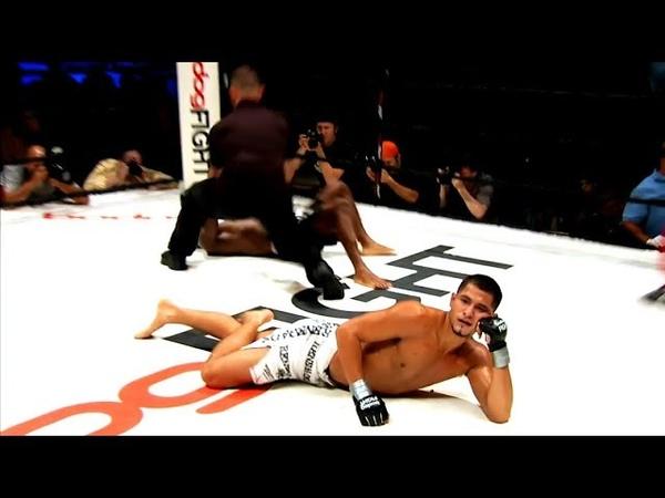 Jorge Masvidal knocks out Yves Edwards before UFC and Ben Askren mma fight