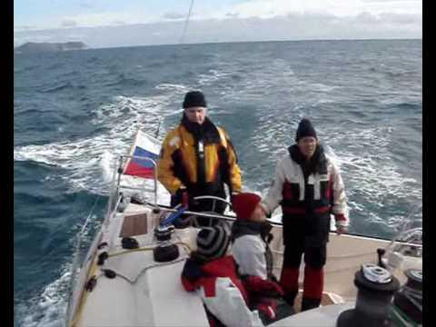 Fast Cruiser sailing boat Alekstar 38 interior