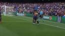 Гол Месси в ворота ПСВ со штрафного! Goal Messi with a freekick