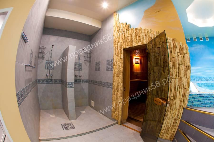 Сауна Изумрудный город в Пензе, описание, фотографии, цены.