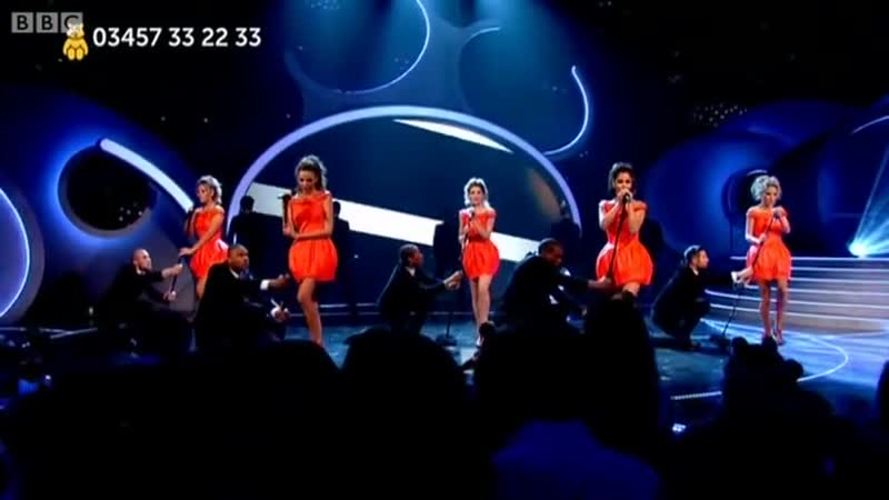 Girls Aloud perform Something New - Children in Need 2012 - BBC One
