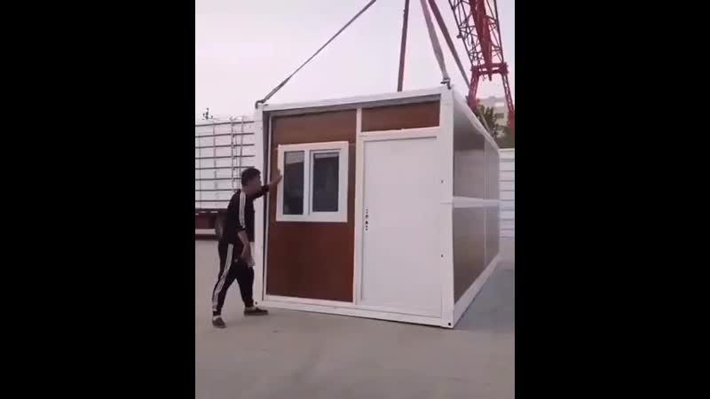 1,2,3, и дом готов Сделал сам