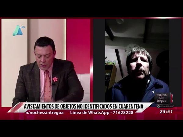 AVISTAMIENTOS MASIVOS DE OVNIS EN PLENA PANDEMIA 18 DE MAYO 2020