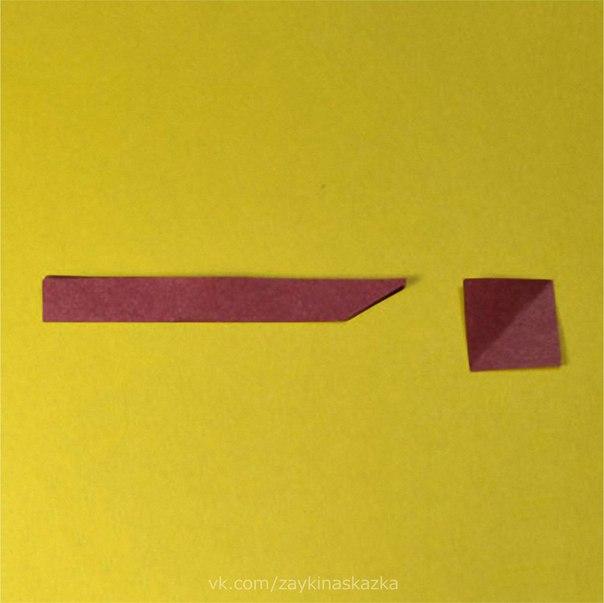 ЗВЕРУШКИ ИЗ КРУЖОЧКОВ Поделки из цветной бумаги