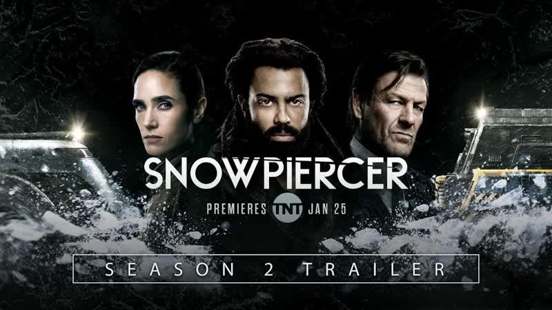 Сквозь снег озвученный трейлер второго сезона
