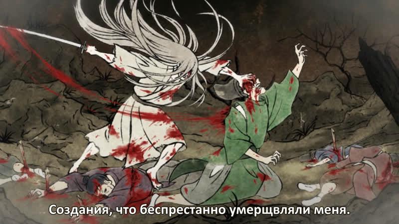 Kotodama Gintama Гинтама ТV 7 20 361 Русские субтитры