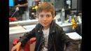 Стрижка мальчика перед 1-м сентября