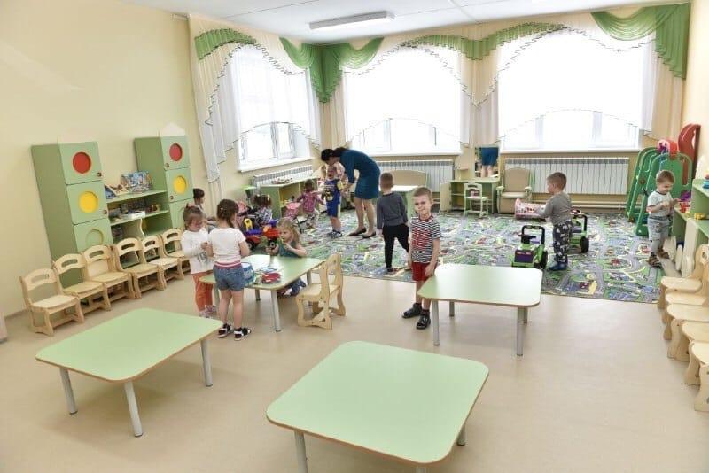 В Ярославской области расширяется работа дежурных групп в детских садах