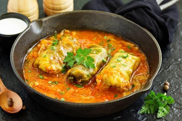 Рецепт турецких голубцов с мясом