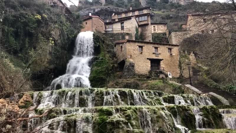 Orbaneja del Castillo provincia de Burgos