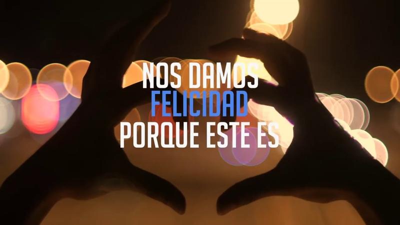 Amor del Bueno Neguito Borjas Feat Noel Schajris.
