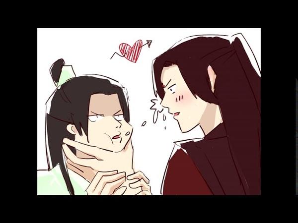 人渣反派自救系统 Ta muốn kiss sư tôn QWQ