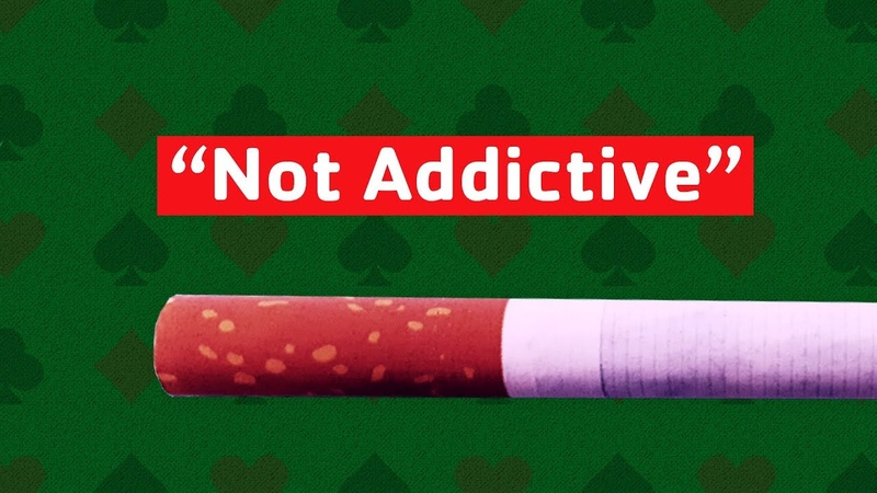 Cigarettes, Slots, and Other Things that Arent Addictive