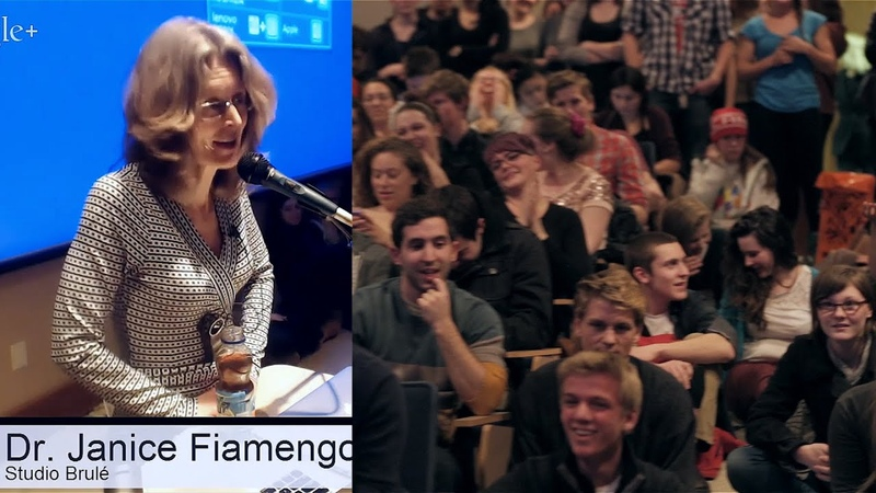Whats Equality Got To Do With It - Dr. Janice Fiamengo at Queens University