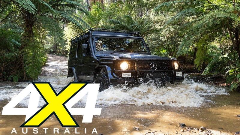 2017 Mercedes Benz G300 CDI Review 4X4 Australia