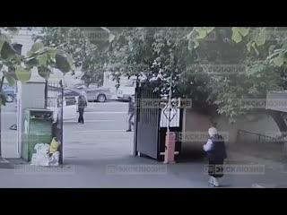 Дтп с мото  на 8-й линии Васильевского острова, д.51
