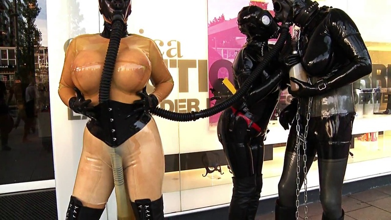 Natalia and The Rubber Whores