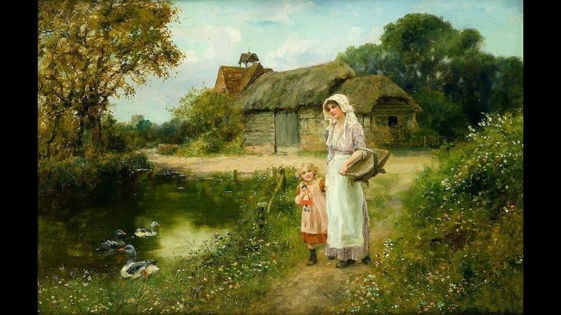 Henry John Yeend King (1855 1924) ✽ Mike Oldfield Greensleeves