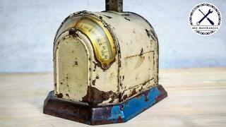 Antique Kitchen Scale Restoration - The Masterpiece