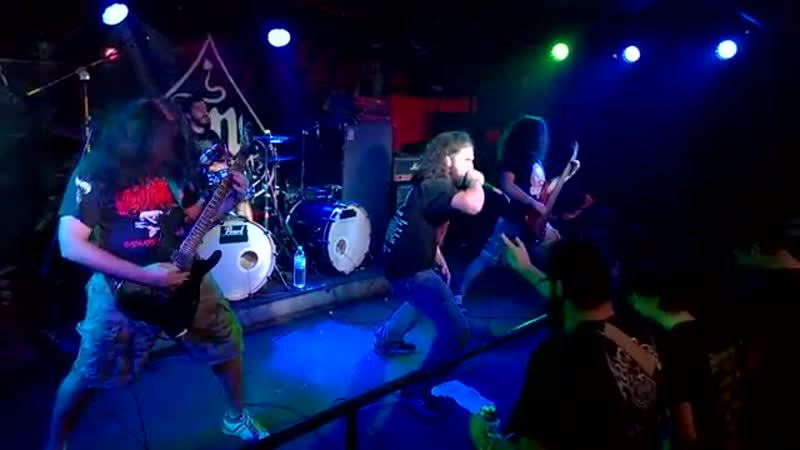 REPUGNANCE Live at Brutality Over Sanity Fest 5 live video