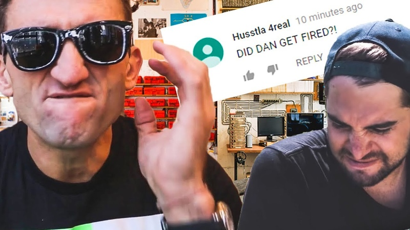 What actually happened with Casey Neistat
